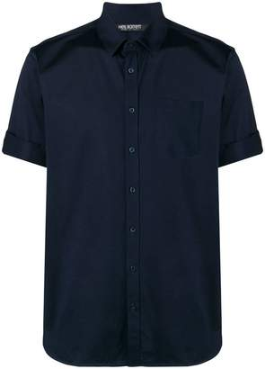 Neil Barrett short-sleeved shirt