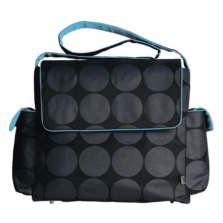 OiOi Messenger Diaper Bag