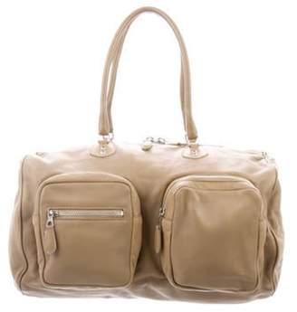 Balenciaga Soft Leather Bag Tan Soft Leather Bag