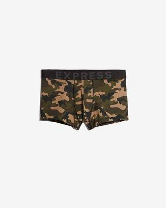 Express Camo Print Sport Trunks