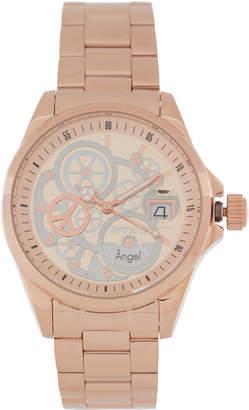 Invicta 23569 Rose Gold-Tone Angel Watch