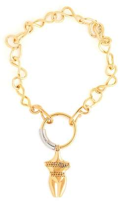 Chloé - Femininities Chain Necklace - Womens - Gold
