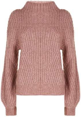 Nicholas Mock Neck Sweater