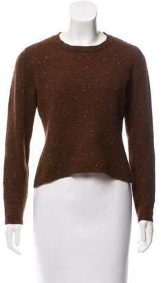 Calvin Klein Collection Cashmere Crew Neck Sweater