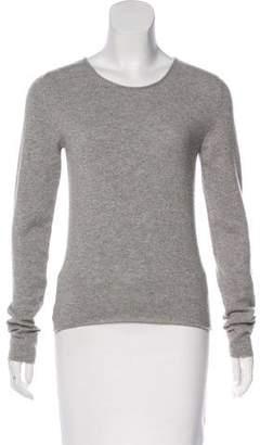 Lucien Pellat-Finet Cashmere Long Sleeve Top