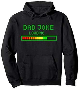 Dad Joke Loading Funny Pun Hoodie