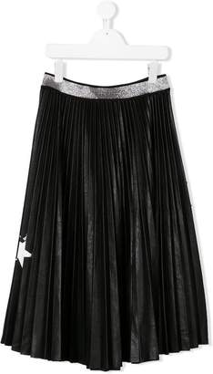 MonnaLisa TEEN star patch skirt