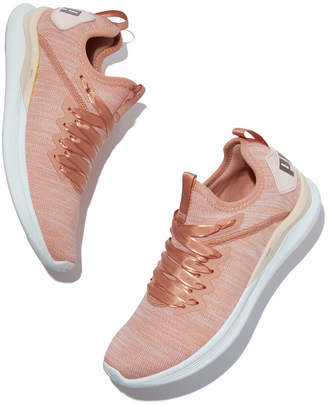 Puma Ignite Flash Evoknit Sneakers with Satin Laces
