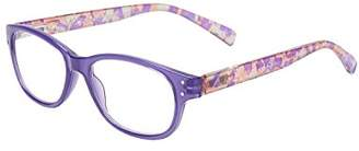 Couture SAV Eyewear (Select-A-Vision) VK Fashion Round Reading Glasses 1303 Pastel