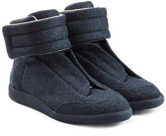 Maison Margiela Future Felt Sneakers