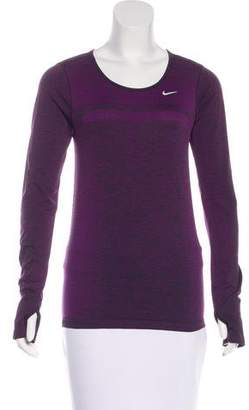 Nike Stretch Mélange Top