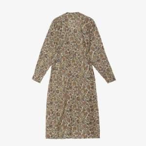 soeur Favignana Romantic Allover Print Dress - 42 - Natural/Brown