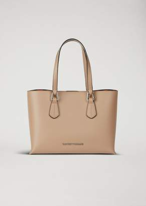 Emporio Armani Tote Bag With Inner Wallet
