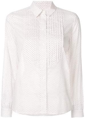 Vanessa Seward pleated long-sleeve shirt