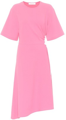 See by Chloe Cutout crepe dress