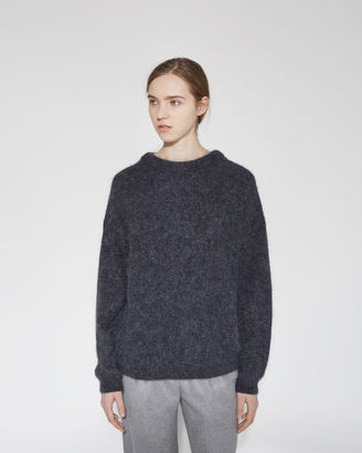 Acne Studios Dramatic Mohair Pullover $340 thestylecure.com