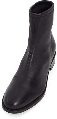 Opening Ceremony Dani Leather Flat Boot