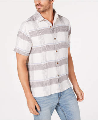 Tommy Bahama Men's Santigo Chevron Shirt