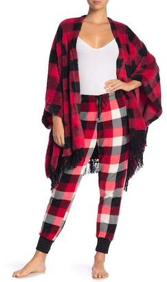 Couture PJ Red Plaid Pajama Pants