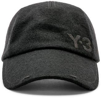 Yohji Yamamoto Y 3 Y-3 Winter Cap in Black | FWRD