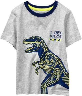 Crazy 8 Crazy8 Toddler T-Rex Tee
