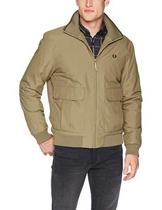 Fred Perry Men's Utility BRENTHAM Jacket