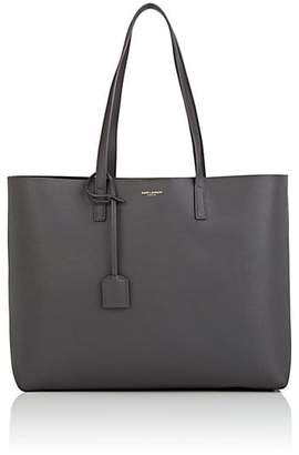 Saint Laurent Women's Leather Shopping Tote Bag