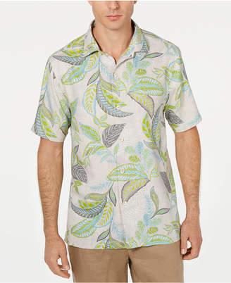 Tommy Bahama Men's Mai Tai Jungle Hawaiian Shirt