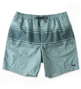 Jack O'Neill Men's Golden Coast Chambray Swim Trunks $52 thestylecure.com