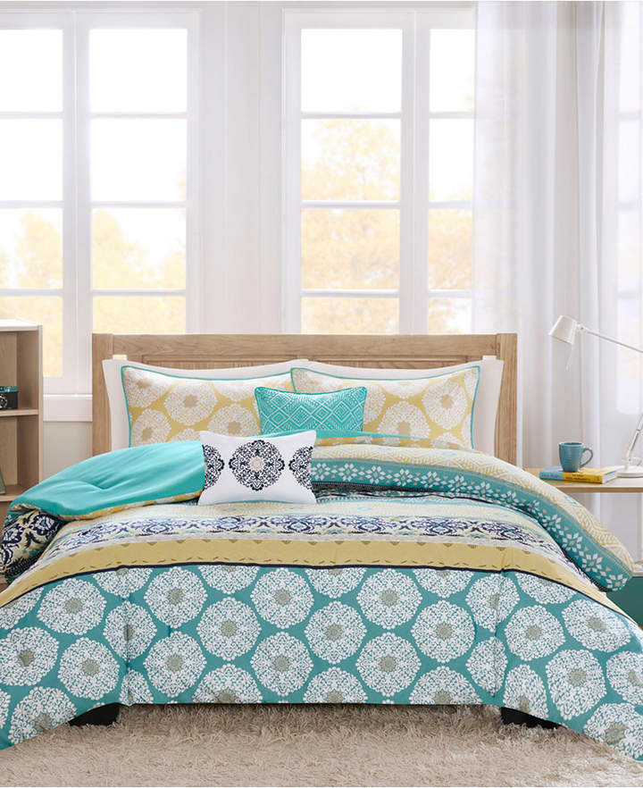 Intelligent Design Arissa 5-Pc. Full/Queen Comforter Set Bedding