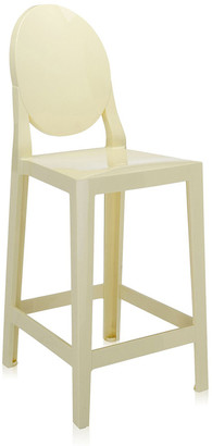 Kartell One More Stool - Yellow - 65cm