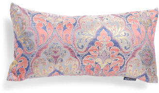 14x27 Chicelli Medallion Pillow