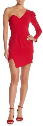 Do & Be Do + Be One-Shoulder Dress