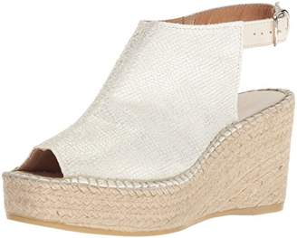 Andre Assous Women's Lina Espadrille Wedge Sandal
