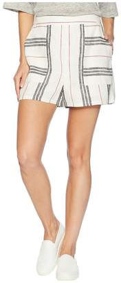 BCBGeneration Patch Pocket Shorts Women's Shorts