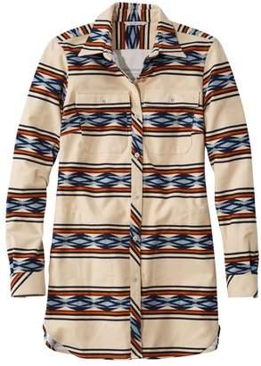 L.L. Bean L.L.Bean Signature Chamois Tunic, Print