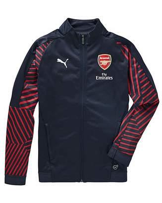 dcec79e0b Puma Arsenal FC Stadium Jacket