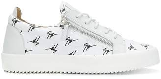 Giuseppe Zanotti Design signature sneakers
