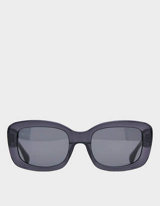 Sun Buddies Junior Sunglasses in Clear Grey
