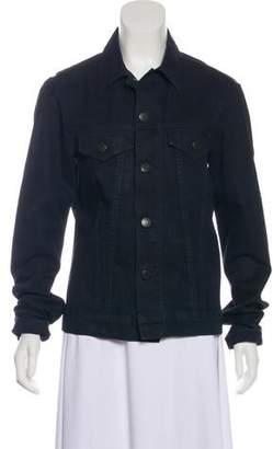 J Brand Denim Casual Jacket