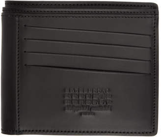 Maison Margiela Black Inside Out Wallet