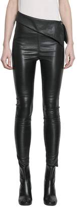 RtA Skinny Nappa Leather Pants