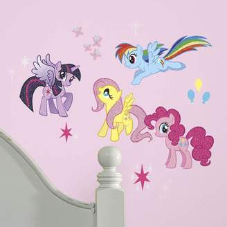 My Little Pony Roommates Peel & Stick Wall Decals