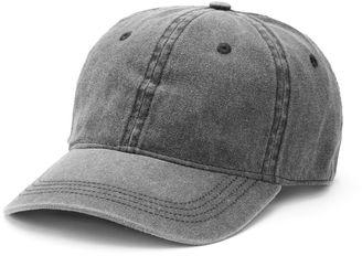 Women's Mudd® Washed Baseball Hat $22 thestylecure.com