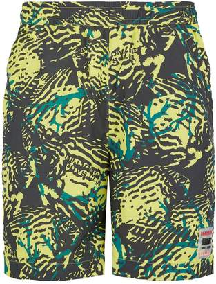 Billionaire Boys Club Camouflage Fish Swim Shorts