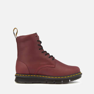 2280856706c Dr. Martens Men s Lexington Cube Flex Leather 8-Eye Boots