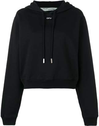 Off-White basic hoodie