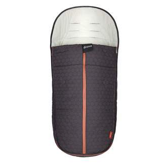 Diono All Weather Footmuff to Protect Your Baby in Car Seats and Strollers