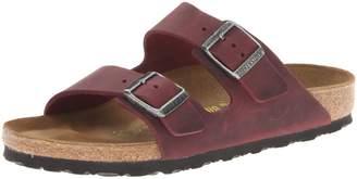 Birkenstock Women's Arizona Sandal,Taupe,40 EU/9 N US