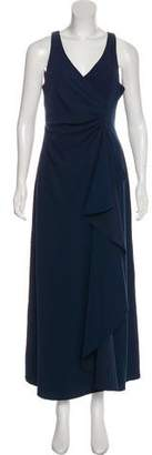 Armani Collezioni Sleeveless Evening Dress